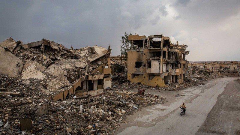 إعمار الجزيرة السورية وتدهورها