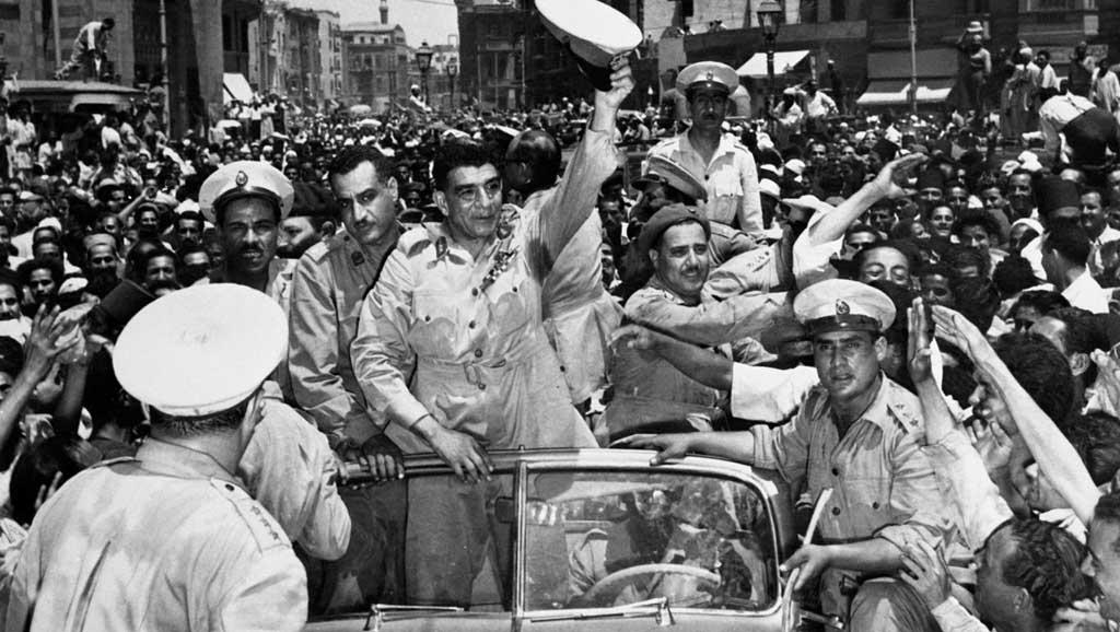 انقلاب أم ثورة: انقلاب 1952 في مصر