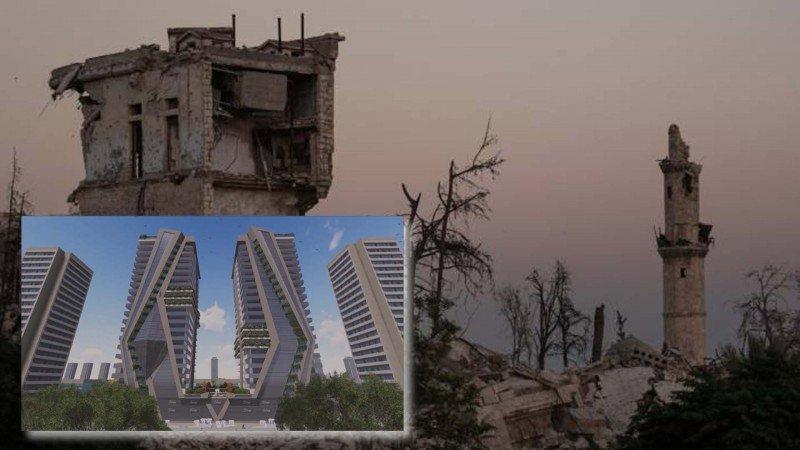 الأماكن التي تعرّض أهلها لنزع الملكية خلال الحرب في سورية