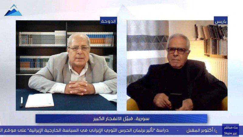 """""""المقهى الثقافي"""" يناقش التاريخ الاجتماعي لسورية القرن العشرين مع محمد جمال باروت"""
