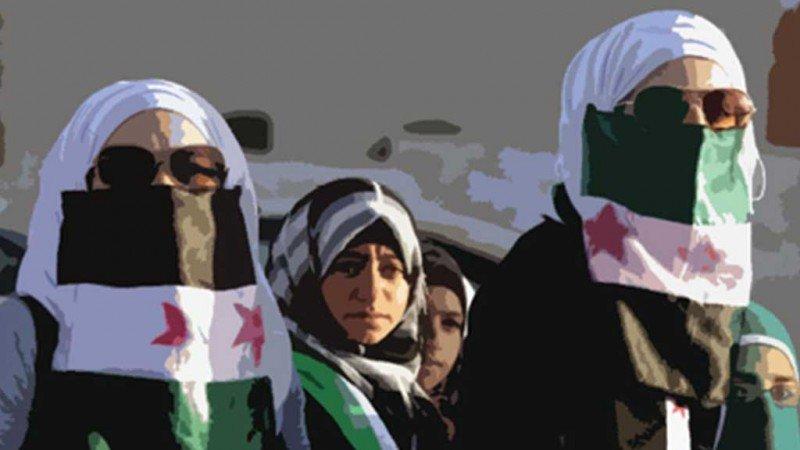 نساء الأسد عصريّات، ونساء داعش جاريات، ونساء PKK مقاتلات!