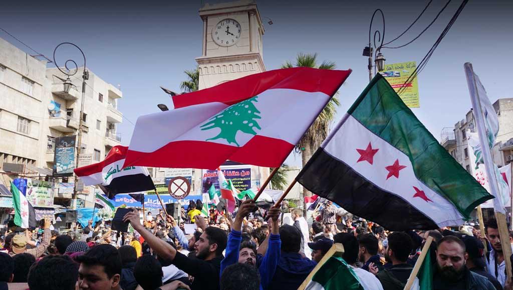 تصاعد الغضب في لبنان… والتوتر في سورية!