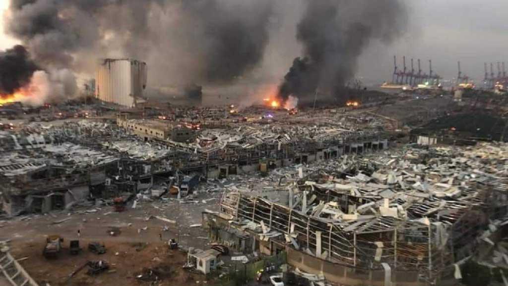 مسؤوليتنا عن انفجار بيروت