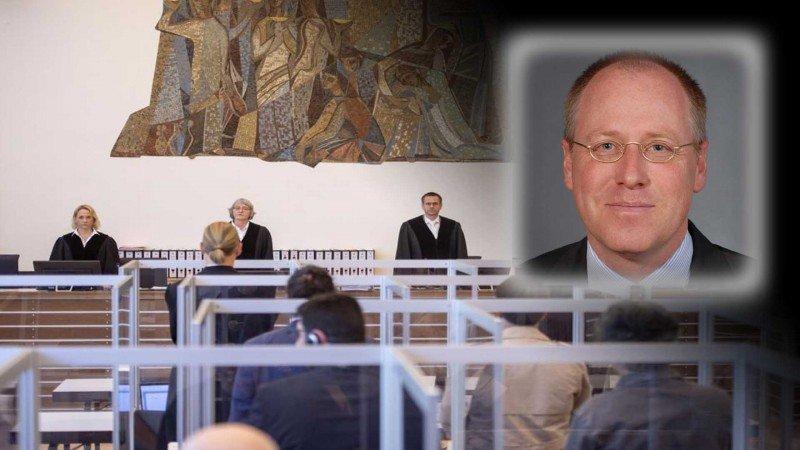مقابلة مع الخبير القانوني الألماني كلاوس كريس في خصوص محاكمة كوبلنز ومسألة الحصانة