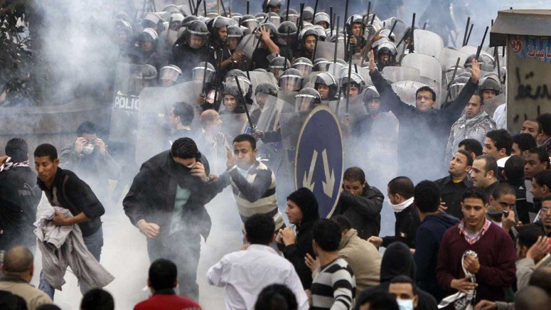 من الثورة العربية الكبرى إلى ثورات الربيع العربي
