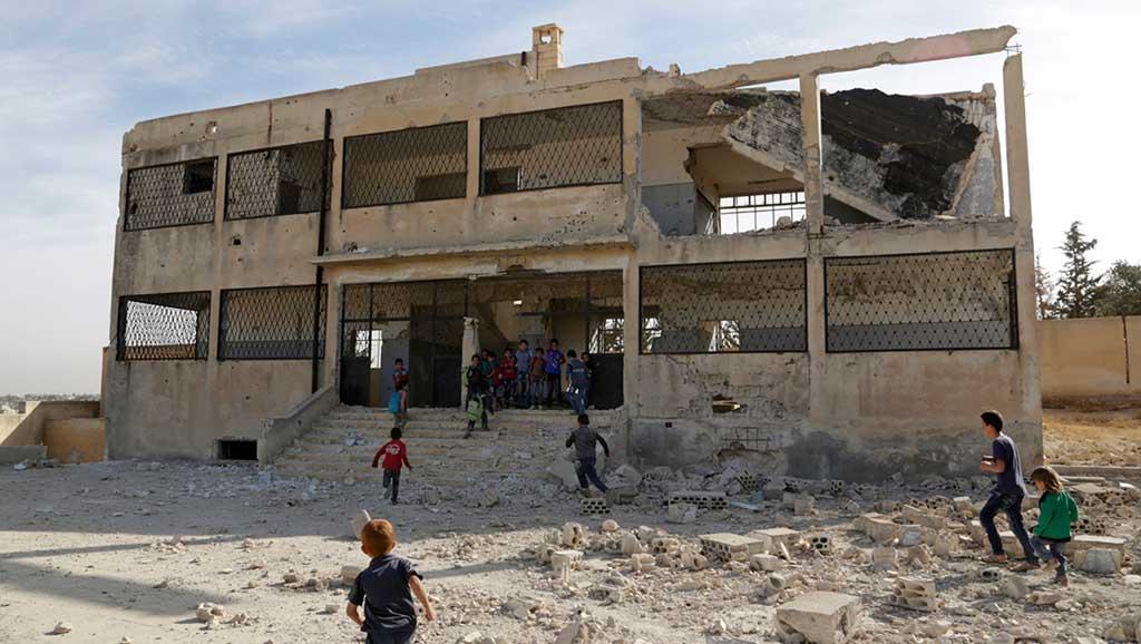 أوجه أدلجة التعليم السوري