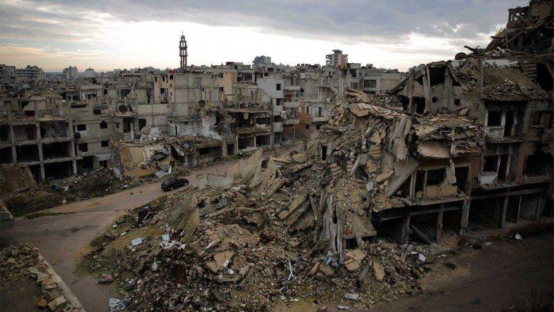 إبادة المدن في سورية