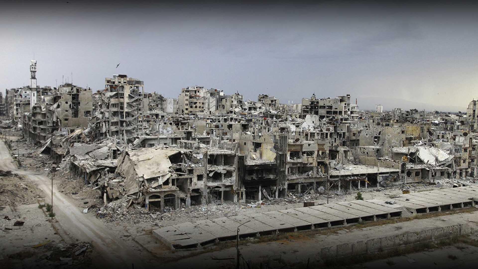 إبادة المكان والملكية في عهد الأسد