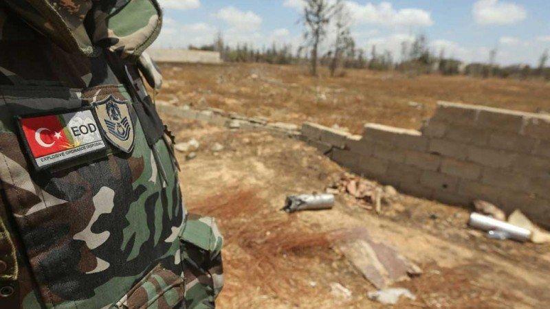 صراع تركيا على خطوط سورية وشرق المتوسط وليبيا