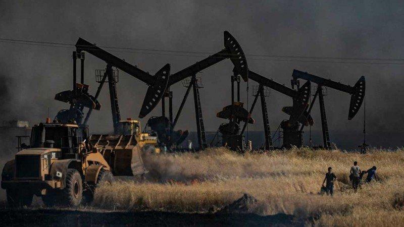 أميركا تمنح النفط السوري لـ PKK
