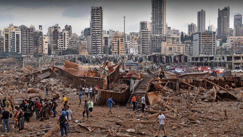 الضريبة الثقيلة التي دفعتها الجالية السورية في بيروت