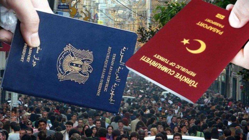 آراء المهاجرين السوريين وتطلعاتهم بخصوص مسألة المواطنة والجنسية التركية