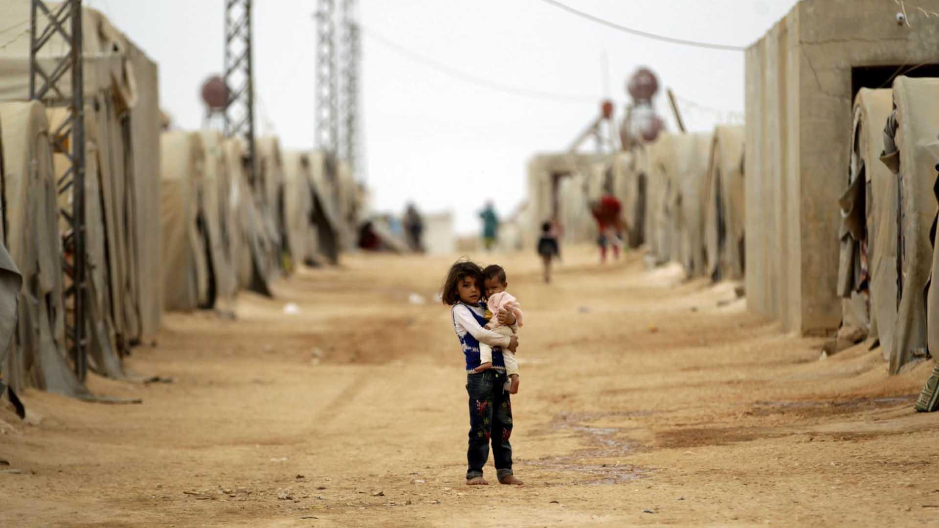 أطفال سورية… طفولة ضائعة ومستقبل مجهول