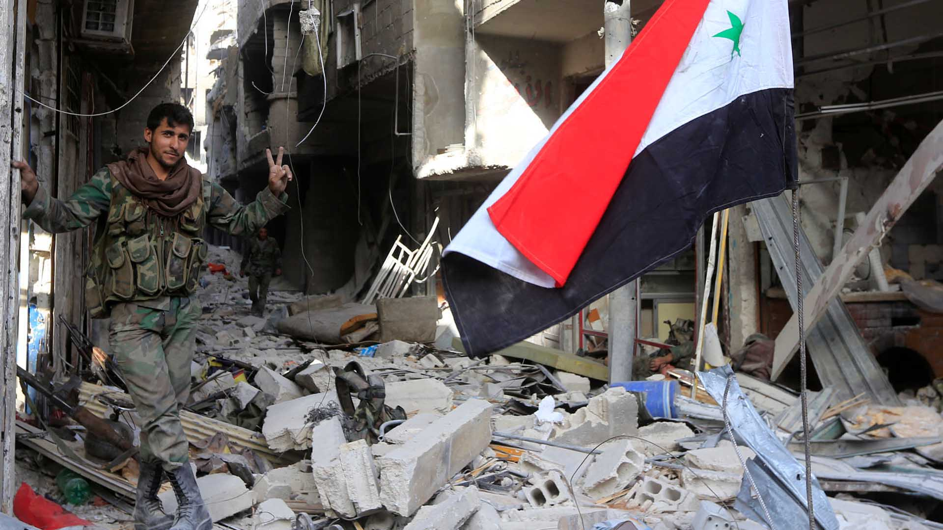 The economy under military rule: The Syrian case (1963-2010)