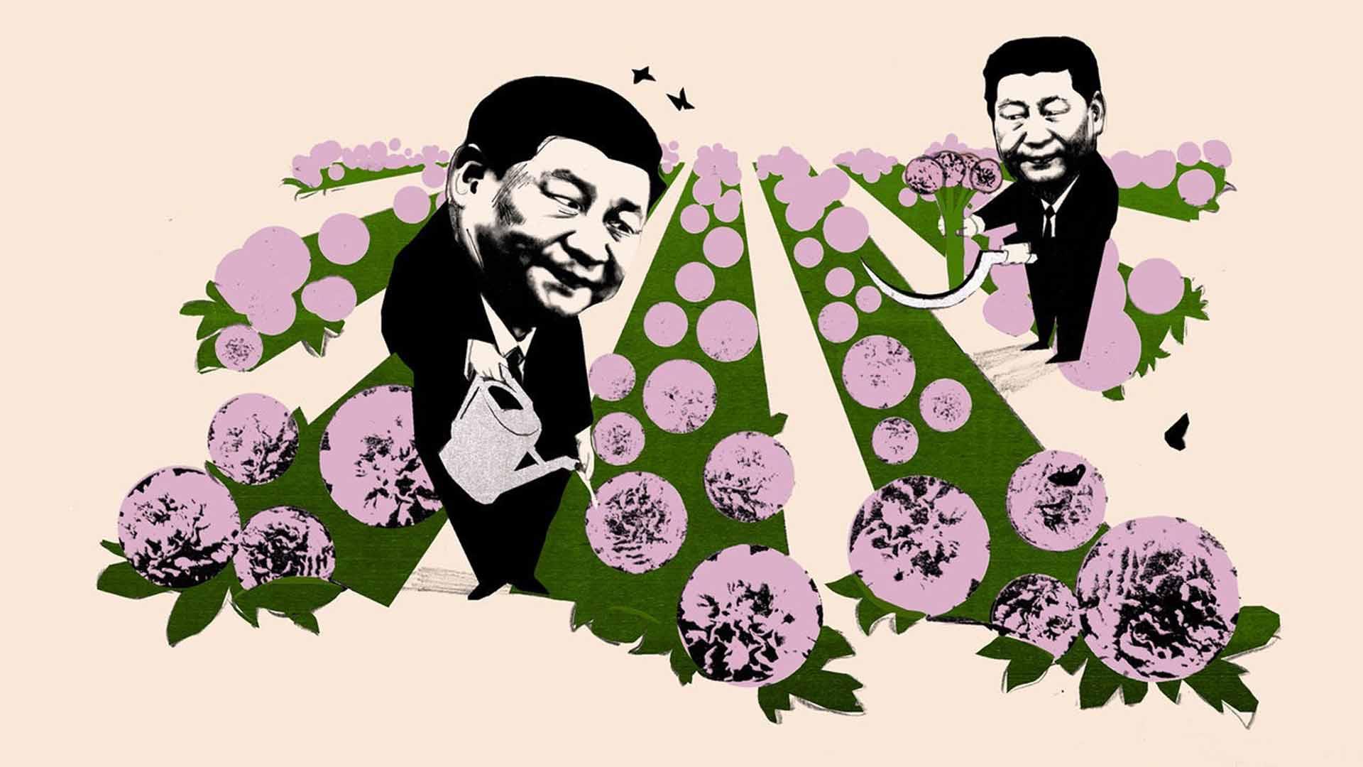 رأسمالية الصين الهجينة تزدهر من أجل مجد الدولة