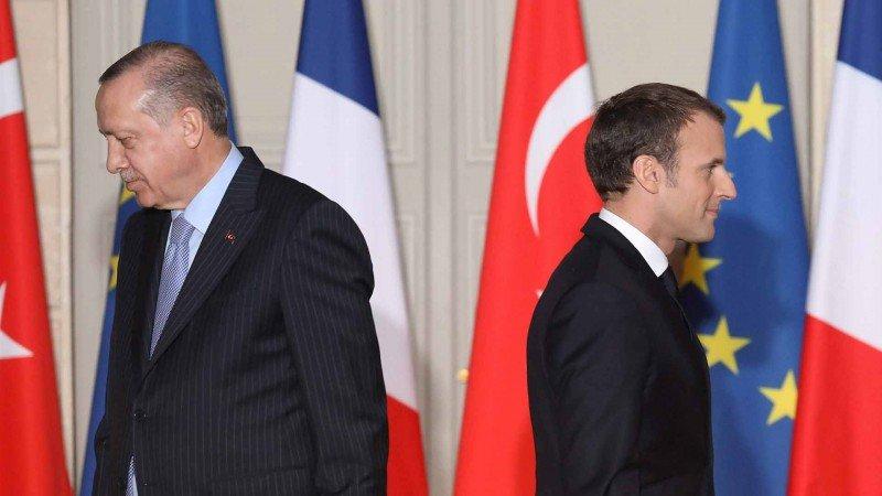 التوتر التركي الفرنسي... من سورية إلى شارلي إيبدو