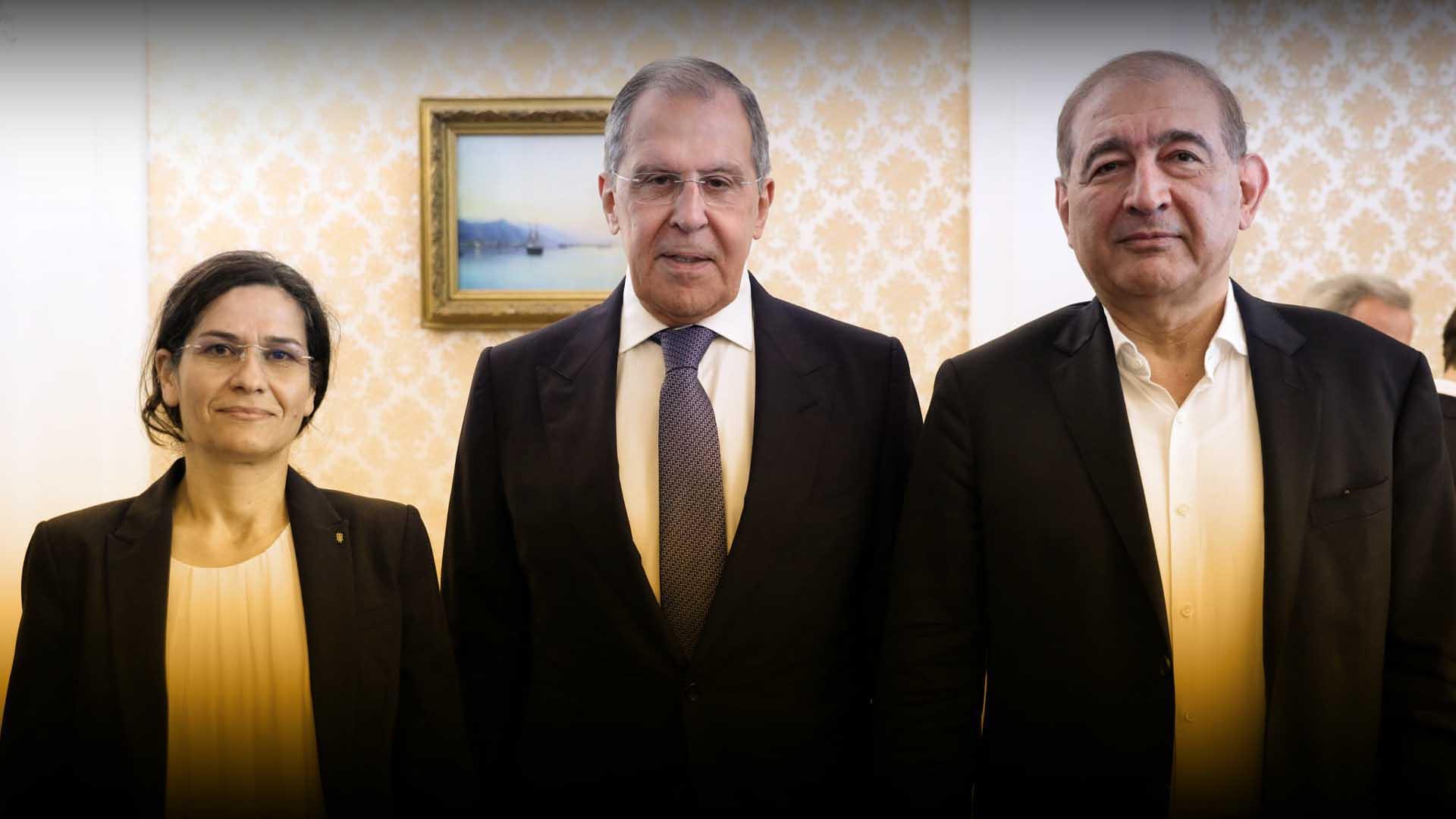 مبادرة روسية جديدة حول شرق الفرات في سورية