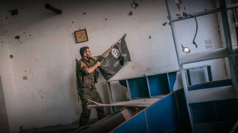 سورية بعد موجة التطرف الإسلامي