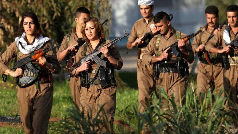 مشكلة أكراد سورية هي حزب الاتحاد الديمقراطي