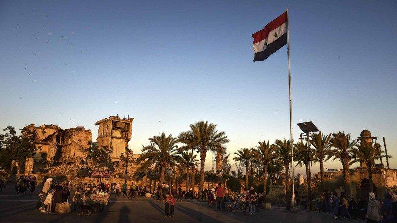 الأمل الأفضل من أجل استمرار وقف التصعيد في سورية