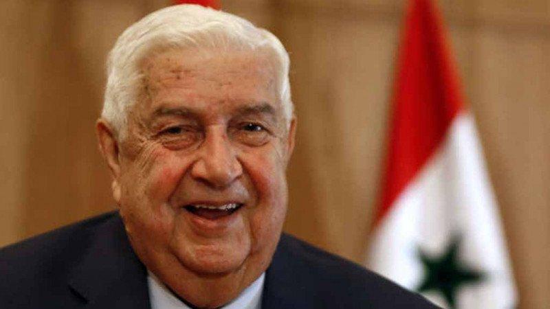 وفاة وليد المعلم... وزير الخارجية السوري