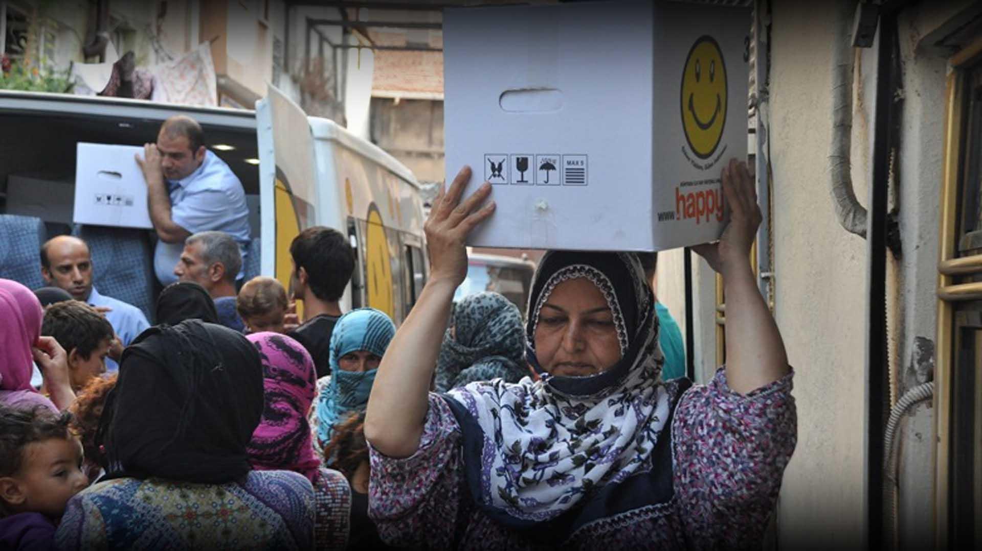 المرأة السورية ما بين الحرب واللجوء… صراع من أجل البقاء
