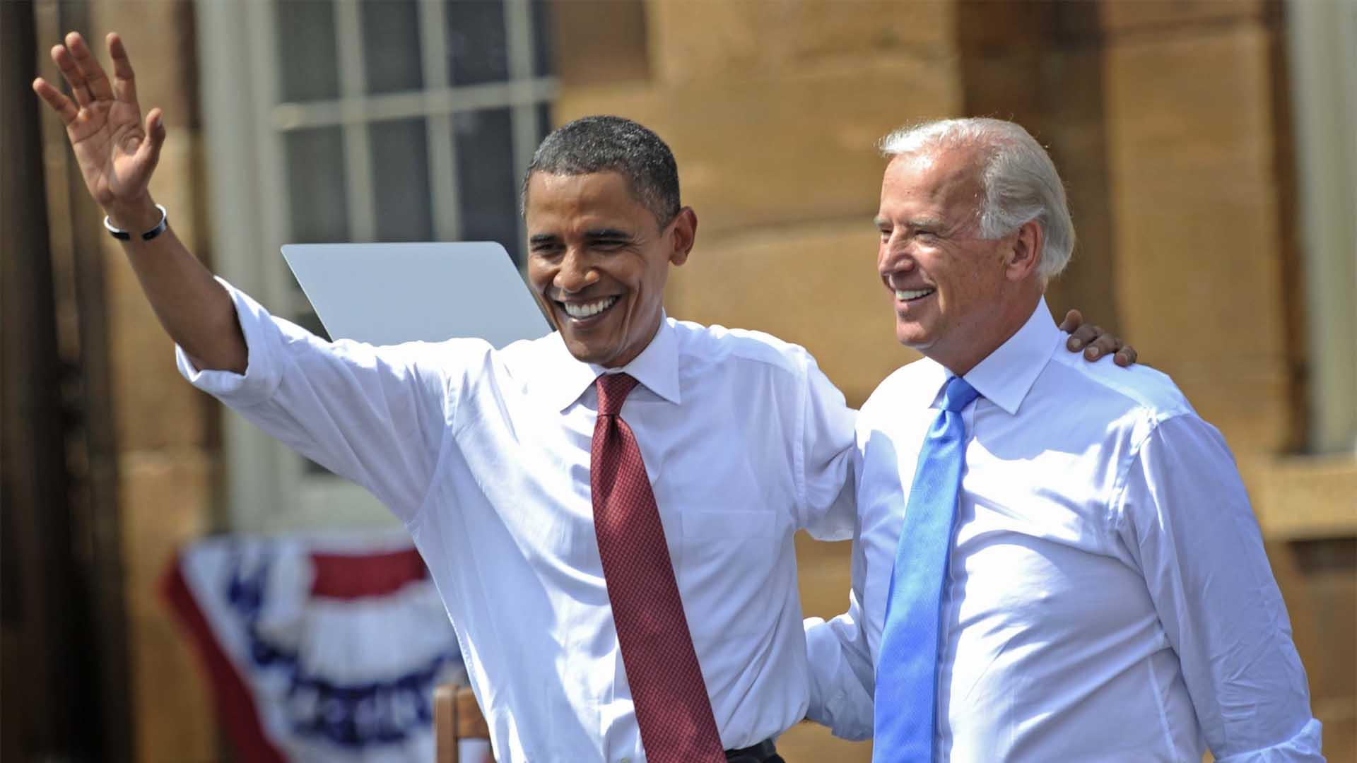 رئاسة جو بايدن للولايات المتحدة: ولاية أوباما الثالثة