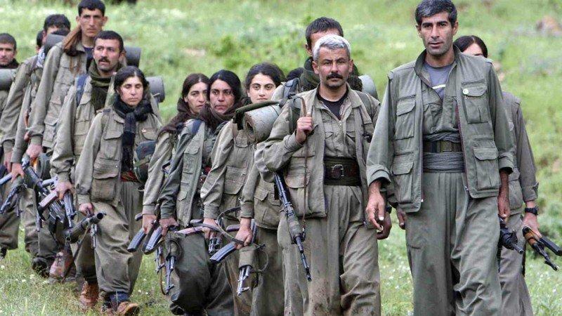 التوتر بين العمال الكردستاني والديمقراطي الكردستاني شمال العراق ونتائجه