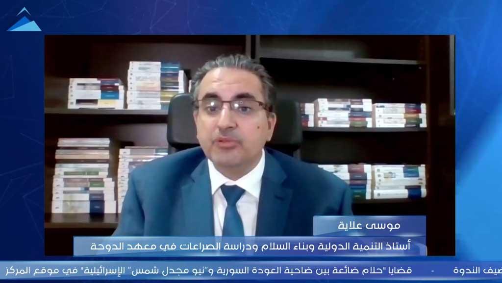 """""""مسار الثورة في اليمن وسورية… الانتكاسات والصراعات والتقاطعات"""" في ندوة لحرمون"""