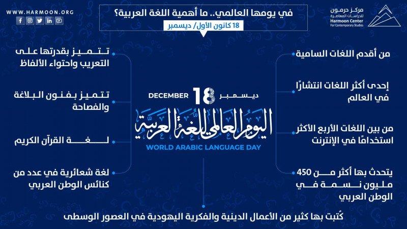 في يومها العالمي... أهمية اللغة العربية