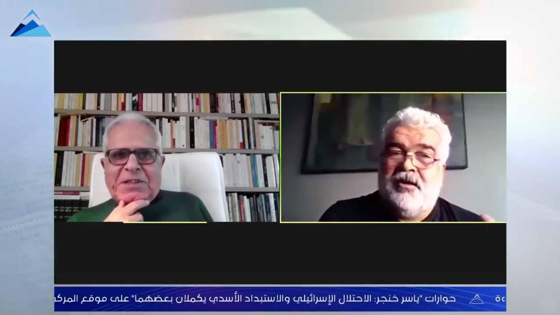 """الروائي خالد خليفة يناقش """"ثنائية الحب والموت"""" في المقهى الثقافي"""