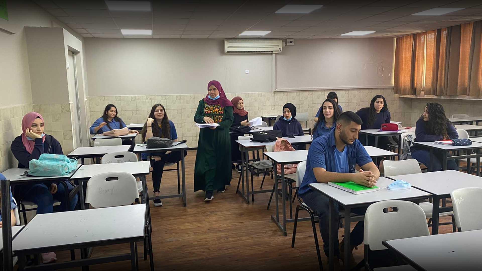 الأوضاع التعليمية الرسمية في مدارس الجولان المحتل
