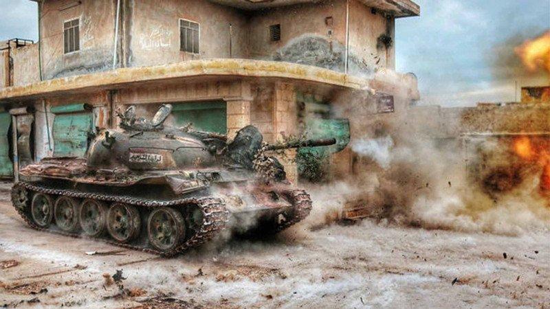 التخفيف من حدّة التعقيد: الوقوع في شرَك الحرب السورية (دراسة حالة)