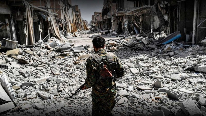 تأثير سيناريوهات الحلّ السياسي في إعادة بناء سورية