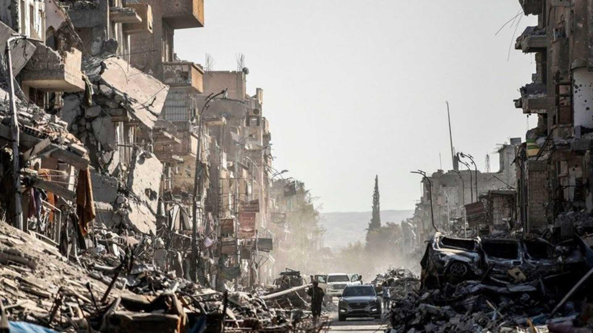 تشخيص الدمار المجتمعي السوري (1 من 3): العنف والنزاعات وآثارها
