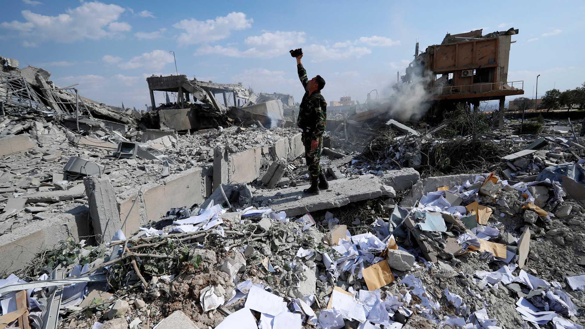 إبادة الحواضر وإدارة العنف في سورية
