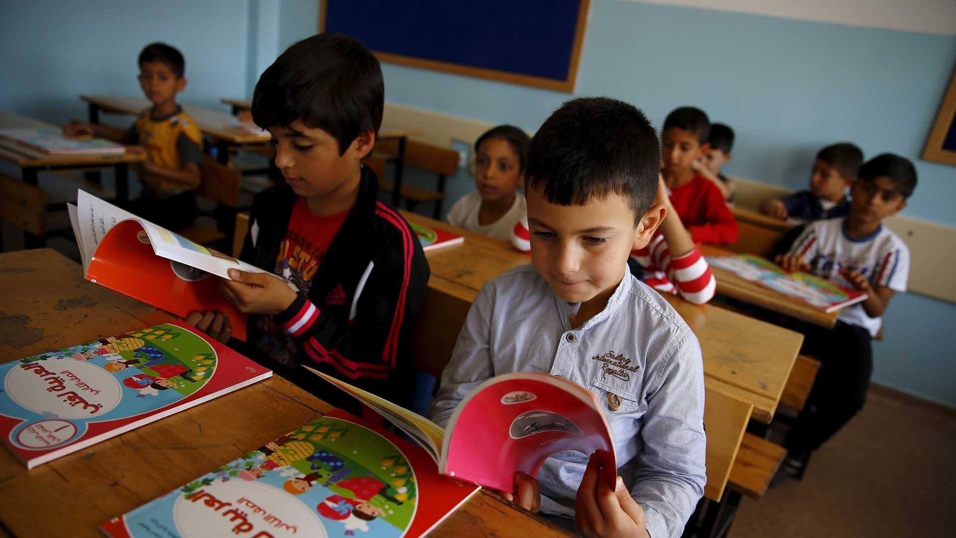 المشكلات والصعوبات التي تواجه تعليم الأطفال السوريين في تركيا