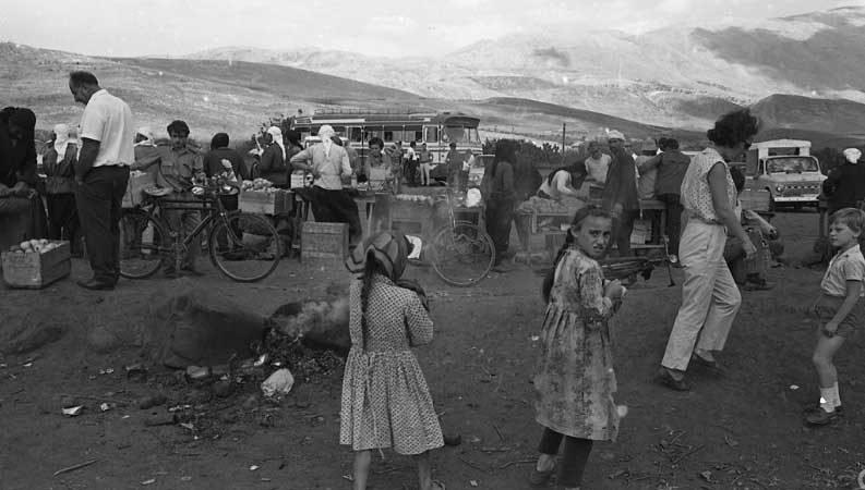 """طرد السوريين من الجولان (3 من 3): """"قصة الدروز"""" من وجهة النظر الإسرائيلية"""