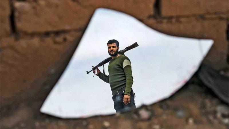 القضية السورية وتحطيم المثال الديمقراطي
