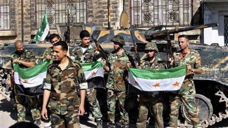 المنشقّون والثورة السورية