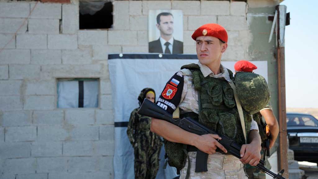 """سمات الأسلوب الروسي في """"تحديث"""" الجيش السوري"""
