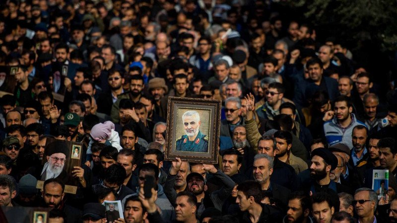 القادة العسكريون الإيرانيون الذين شاركوا في قتل الشعب السوري