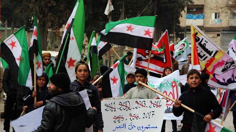 أهم الأحزاب والهيئات والتيارات التي ظهرت في الثورة السورية