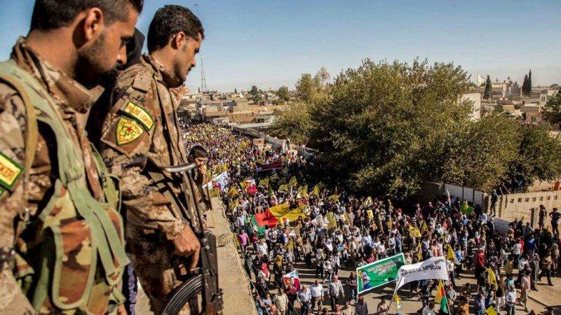 """""""قسد"""" وفك الارتباط مع PKK"""