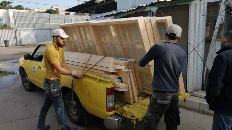اللاجئون السوريون يُبعَدون من سوق العمل اللبناني