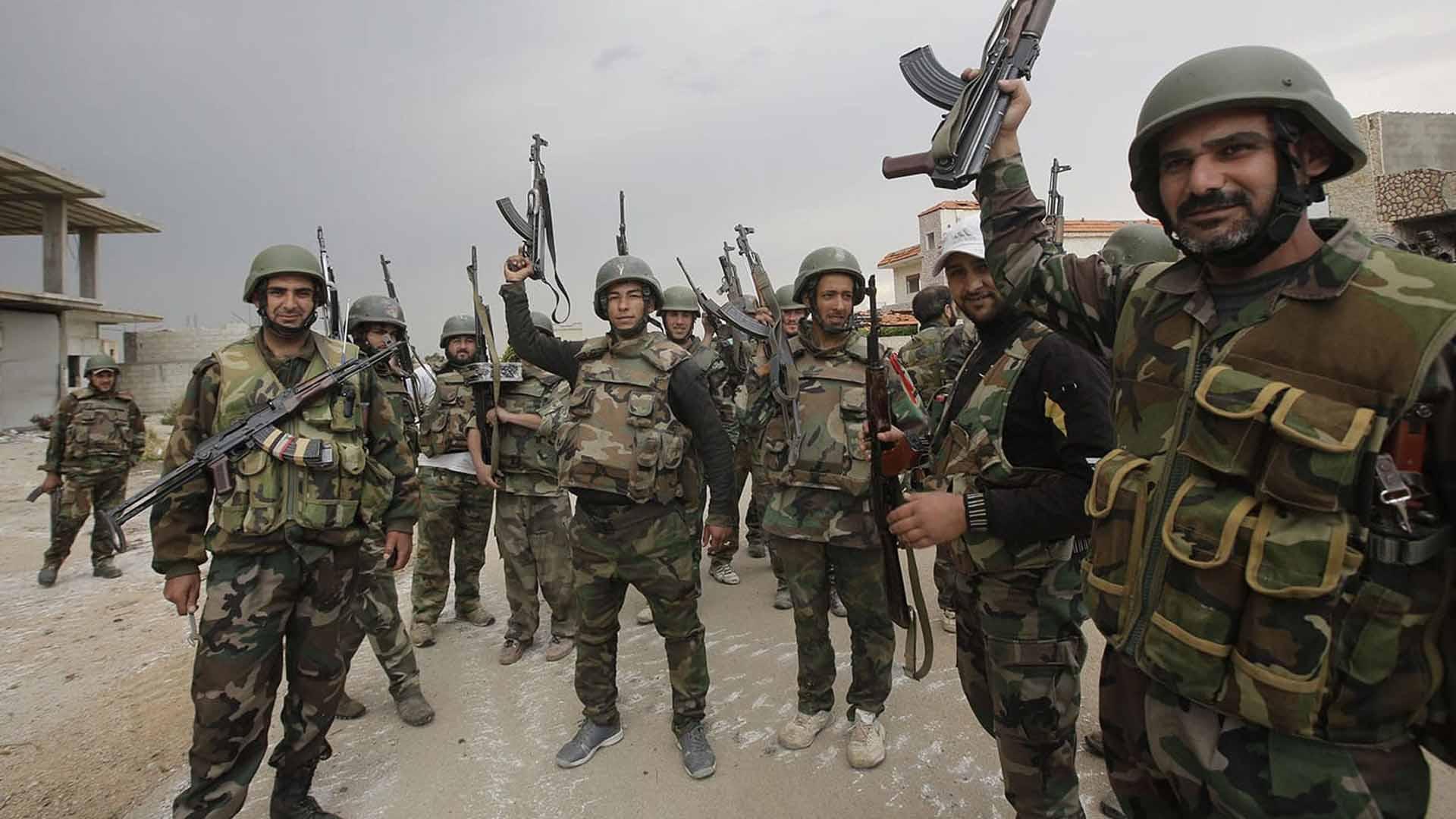 كيف حصن الأسد مملكة الرعب