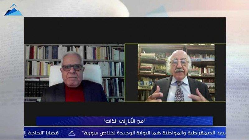 """الكاتب أحمد برقاوي يناقش """"الأنا والذات"""" في """"المقهى الثقافي"""""""