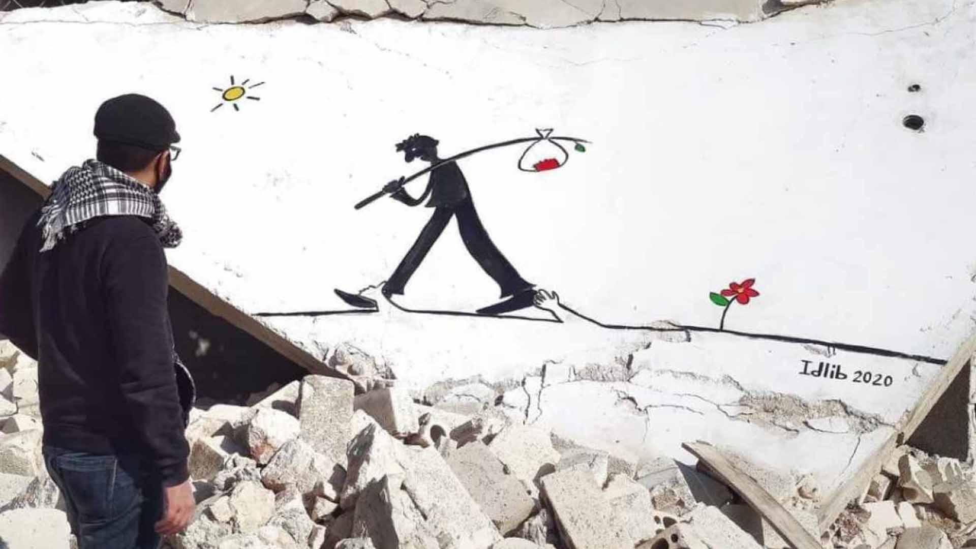 على الأنترنيت.. متحف الانتفاضة السورية