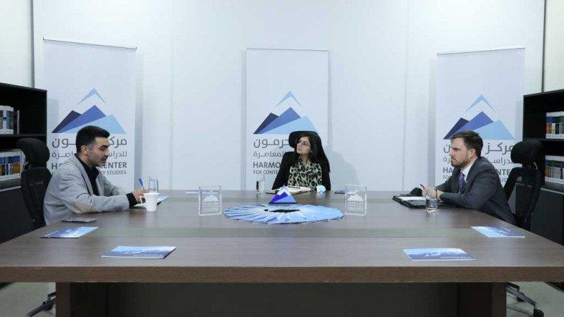مركز حرمون في الدوحة يستقبل وفدًا من السفارة الأميركية في قطر
