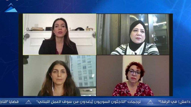 """""""الصحافيات السوريات بعد الثورة... التحديات والإنجاز"""" في ندوة لحرمون"""